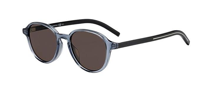 32df1d75429d3 Amazon.com  New Christian Dior Homme Black Tie 240 S D51 70 Black ...