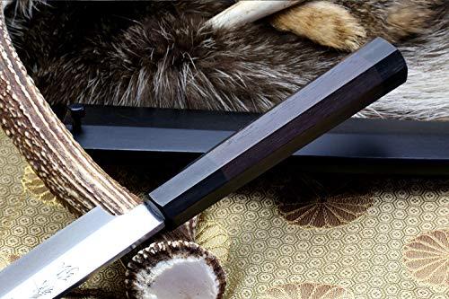 Yoshihiro VGYA300SH Stainless Hongasumi Yanagi Sushi Sashimi Japanese Chef knife, 11.8'', Rosewood by Yoshihiro (Image #5)