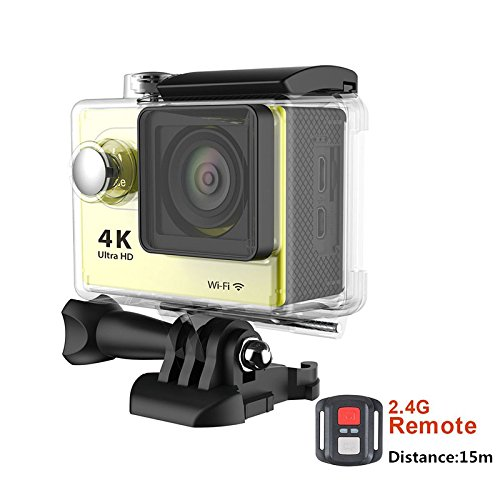 Topjoy TH9R 2.0 pulgadas Lcd 170 grado 6G ultra gran angular lente ...