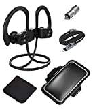 Bluetooth Headphones Mpow Wireless Headphones, Dual 40mm Driver Stereo Wireless Over-Ear Headset