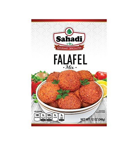 (SAHADI Falafel Mix, 12 Ounce)