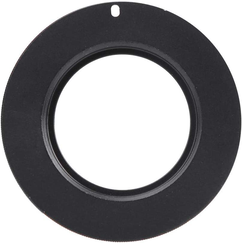 Aluminum Alloy Lens Mount Adapter Ring for Canon M42 Lens for EOS Camera M42-EOS Camera Adapter Ring