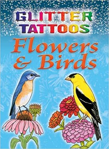 glitter tattoos flowers dover tattoos