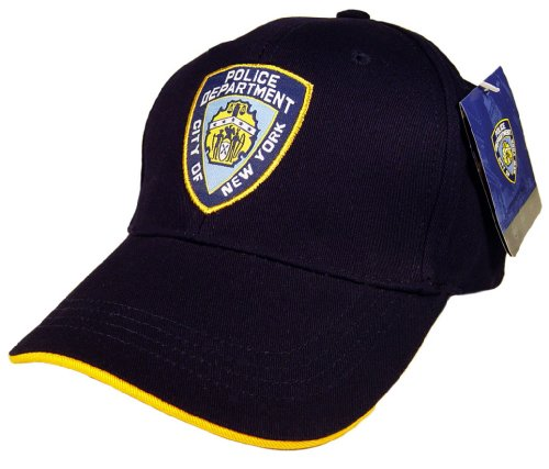 Amazon.com  Anti Crime Security NYPD Baseball Cap Hat Officially Licensed  by The New York City Police Department  Clothing 708df0ea0300