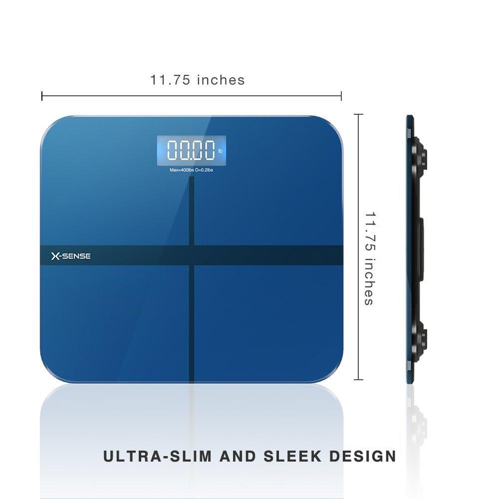X-Sense Digital Body Weight Bathroom Scale