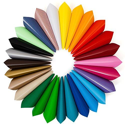 18 Colored Vinyl Labels - 6