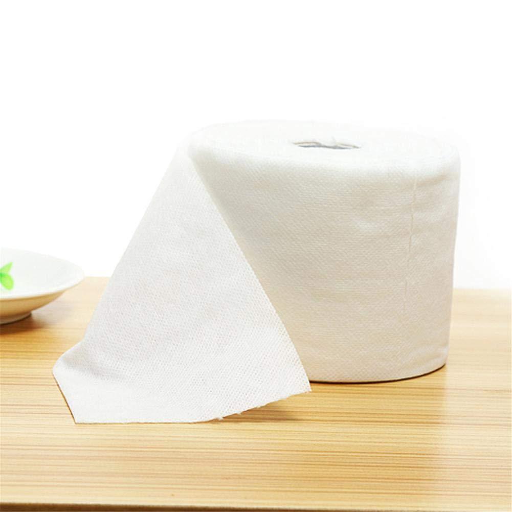 SH-Flying Toalla de cara desechable, toalla de limpieza de algodón es fácil de usar y suave al tacto, ampliamente utilizada en belleza, ...