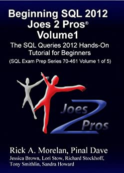 Beginning 2012 Joes Pros Hands ebook product image