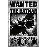 Batman Kill the Bat Arkham Origins Video Game Poster (24 x 36 inches)