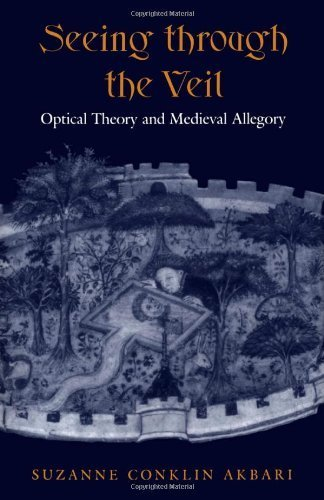 Seeing Through the Veil: Optical Theory and Medieval Allegory by Suzanne Conklin Akbari - Optical Stores Toronto