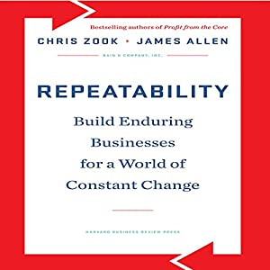 Repeatability Audiobook