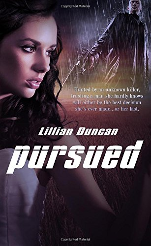 book cover of Pursued