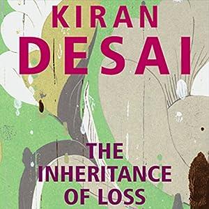 The Inheritance of Loss Audiobook