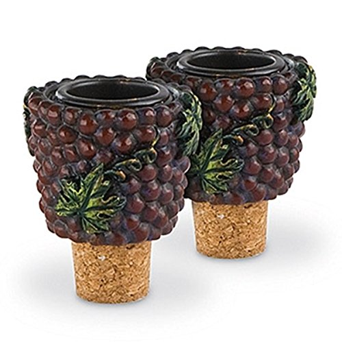 Grapevine Tabletop Candle Holder - 1
