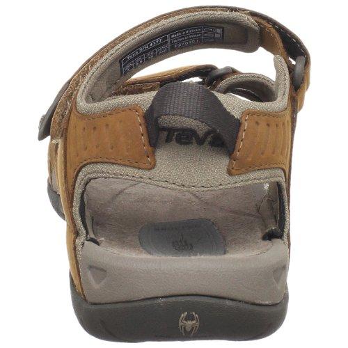 rustique Marron Femme Chaussures D'athlétisme Tirra W Leather Teva Rust xPnqw06zRU