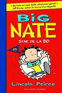 """Afficher """"Big Nate n° 4 Star de la BD"""""""