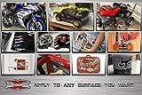 Kungfu Graphics Kawasaki Ninja Sponsor Logo Racing
