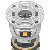 DEWALT Router Sub Base for Compact Routers, Round