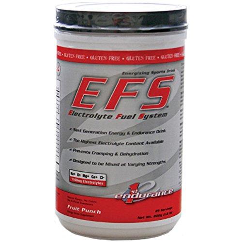 First Endurance Efsdrinkmix, Fruitpunch, 800g 1.8lbs