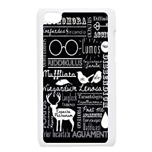 iPod Touch 4 Phone Case White Harry Potter JG240788