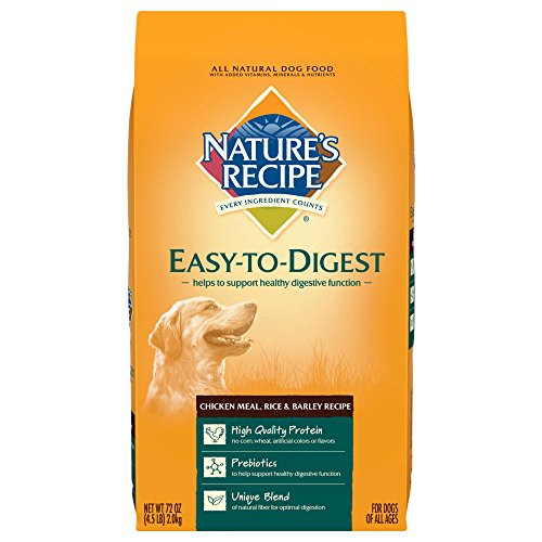 Nature S Recipe Easy To Digest Dog Food