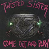 Twisted Sister: Come Out and Play [Vinyl LP] (Vinyl)