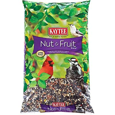 Kaytee Nut and Fruit Blend, 10-Pound Bag by Kaytee