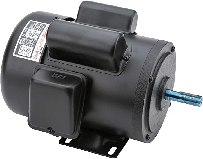 Top 10 Grizzly 1 Hp Electric Motor