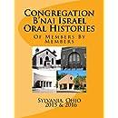 Congregation B'nai Israel Oral Histories: Sylvania, Ohio