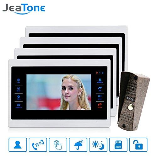 Jeatone Video Intercom Door