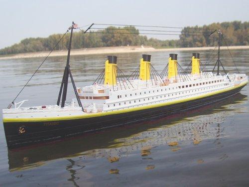 Brigamo RC RMS TITANIC