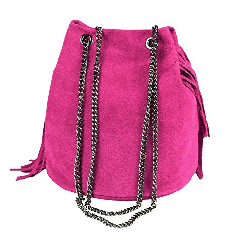 mujer BxHxT Pink 20x25x19 al Beautiful Only Bolso Cm Cm Couture Gris OBC 20x25x19 Dunkelgrau cm 20x25x19 hombro para x06fRZw