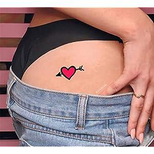 3D After Dark, Dark Desire Hot & Sexy Honeymoon Temporary Tattoo, Waterproof Hot & Sexy Tattoo for Women TL-151 (Hot…