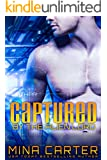Captured by the Alien Lord: Sci-fi Alien Invasion Romance (Warriors of the Lathar Book 1)