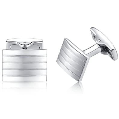 0c3ed1852480 Honey Bear Gemelos Metales Camisa Color Plata Cufflinks