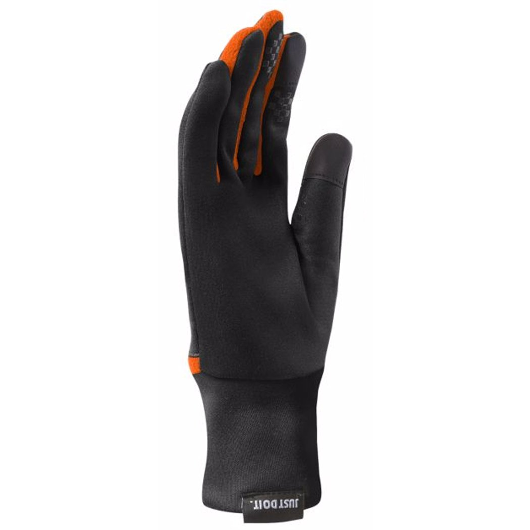 Amazon.com : Nike Mens Element Thermal 2.0 Running Gloves Black/Orange  (X-Large) : Sports & Outdoors