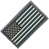 Maxpedition Gear USA Flag Small Patch, Swat, 2 x 1-Inch