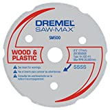 Dremel SM500 3-Inch Wood & Plastic Carbide Wheel