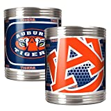 NCAA Auburn Tigers Stainless Steel Can Holder