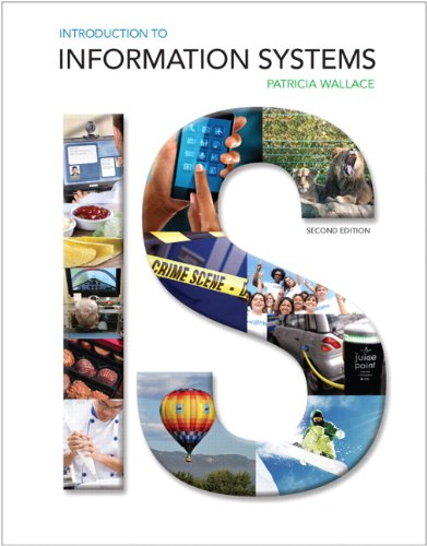 Introduction to Information Systems (2nd Edition) by Pearson