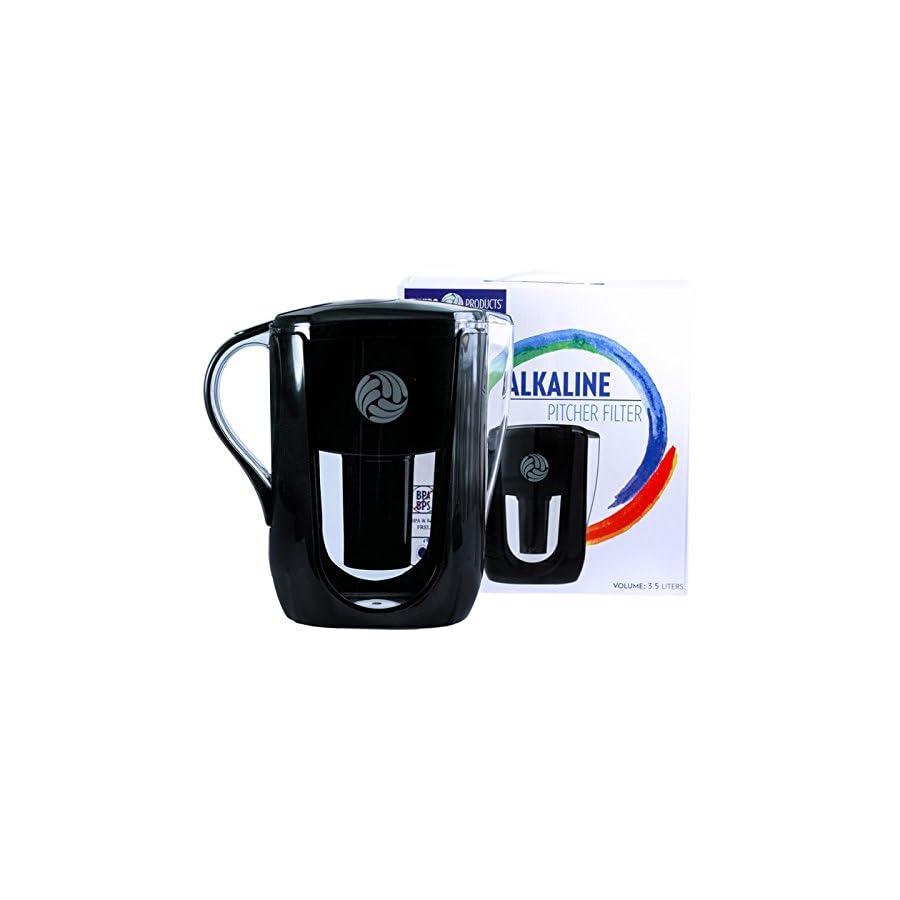 New Wave Enviro Alkaline Pitcher Filter (12 Cup)