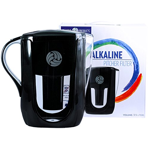 New Wave Enviro Alkaline Pitcher Filter (12 Cup) by New Wave