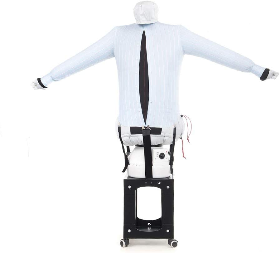 EOLO Plancha Secadora Plancha y Seca en automático Camisas Blusas Polo Sudaderas Refresca Ropa con Aire frío Planchado Vertical Profesional 7 años de garantía SA11: Amazon.es: Hogar