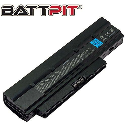 Portege Laptop Notebooks (Battpit™ Laptop / Notebook Battery Replacement for Toshiba Portege T230 Series (4400 mAh))