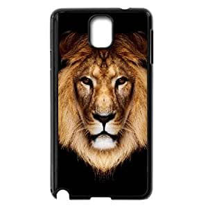 DIY Printed Lion hard plastic case skin cover For Samsung Galaxy Note 3 N7200 SN9V792506