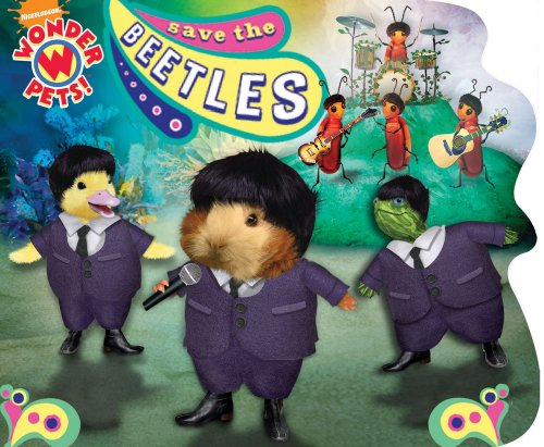 Save the Beetles! (Wonder Pets!), used for sale  Delivered anywhere in USA