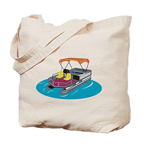 CafePress bolsa para herramientas de Pontoon bolsa para herramientas de diseño de barco-