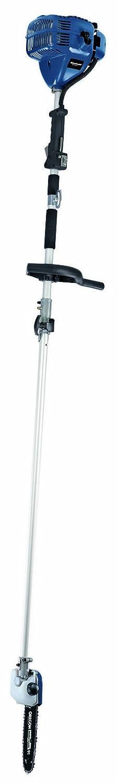 Einhell BG-CB 2041 TH Benzin-Multifunktionswerkzeug, Hochentaster+Sense+Trimmer+Heckenschere, 0,8 kW/1,1 PS, Tragegurt, Quick Start System