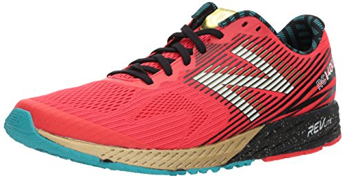 New M Marathon Balance Gold Red Energy V5 NYC Rouge 1400 rprOn5Rq