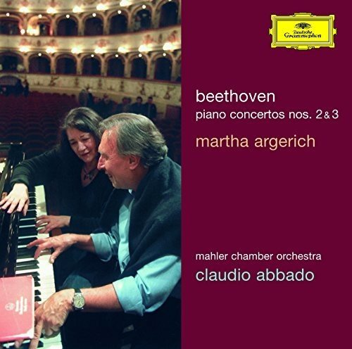 CD : ARGERICH,MARTHA - Beethoven: Piano Concertos 2 & 3 (Super-High Material CD, Japan - Import)